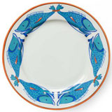 Lagon Fish Dinnerware by Alberto Pinto | Gracious Style