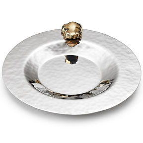 Mary Jurek Aphrodite Frog Turtle Dish &#124; Gracious Style Official Retailer