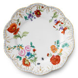 Belle Saisons Fall Dinner Plate 10.25 in Round | Gracious Style