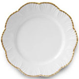 Simple Dentelle Dinnerware by Alberto Pinto | Gracious Style