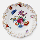 Belle Saisons Dessert Plate 8.5 in Round | Gracious Style