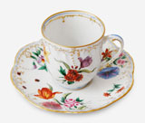 Belle Saisons Coffee Cup & Saucer | Gracious Style