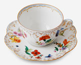 Belle Saisons Teacup & Saucer | Gracious Style