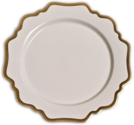 Antique White Dinnerware | Gracious Style