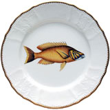 Antique Fish Dinnerware by Anna Weatherley | Gracious Style