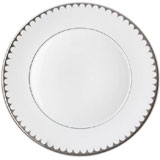 L'Objet Aegean Platinum Filet Dinnerware | Gracious Style