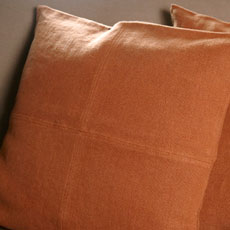 Albany Linen Throw Pillow Covers | Gracious Style