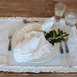 Pom Pom at Home Audrey Table Linens &#124; Gracious Style