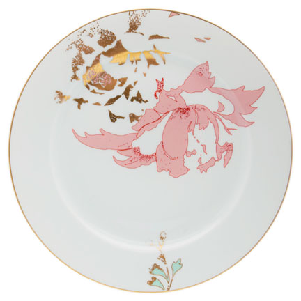 Royal Limoges Paradis Vegetal Dinnerware &#124; Gracious Style