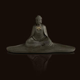 L'Objet Limoges Porcelain Buddha Desk Tray | Gracious Style