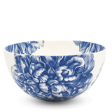 Peony Blue 8.25 in Round Bowl | Gracious Style