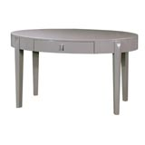 Brigitte Gray Desk by Bungalow 5 | Gracious Style
