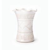 Bellezza White Small Vase | Gracious Style