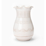 Bellezza White Medium Vase | Gracious Style