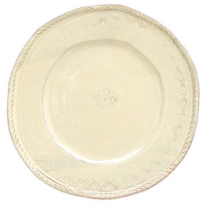 Bellezza Buttercream Dinnerware by Vietri | Gracious Style