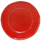 Bellezza Tomato Red Dinnerware by Vietri | Gracious Style