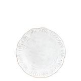 Bellezza White Salad Plate | Gracious Style