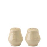 Bellezza Buttercream Salt & Pepper Shakers | Gracious Style