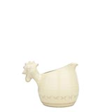 Bellezza Buttercream Small Rooster Pitcher | Gracious Style