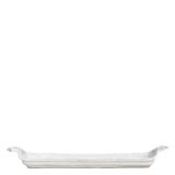 Bellezza White Small Rectangular Tray | Gracious Style