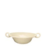 Bellezza Buttercream Medium Handled Serving Bowl | Gracious Style