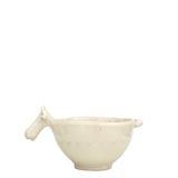 Bellezza Buttercream Small Cow Bowl | Gracious Style