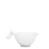 Bellezza White Small Cow Bowl | Gracious Style
