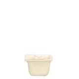 Bellezza Buttercream Square Condiment Bowl | Gracious Style