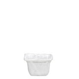 Bellezza White Square Condiment Bowl | Gracious Style