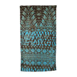 Bali Batik Teal Bath Towels | Gracious Style