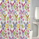 Butterflies Shower Curtain | Gracious Style