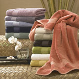 Bamboo Bath Towels by Kassatex | Gracious Style