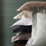 Bari Quilted Coverlet and Shams | Gracious Style