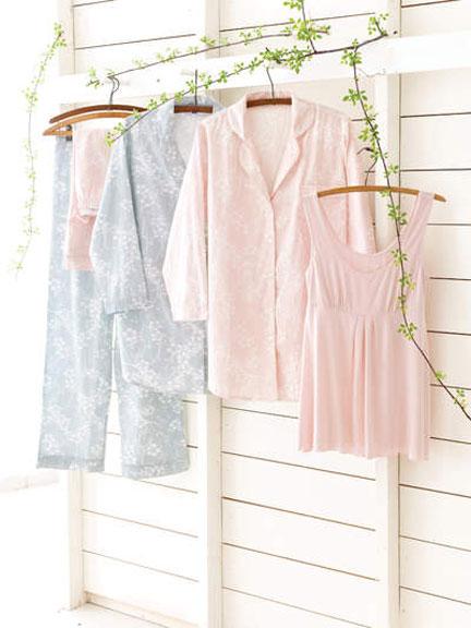 Batik Blossom Pajamas