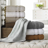Belaire Bath Towels by Kassatex | Gracious Style