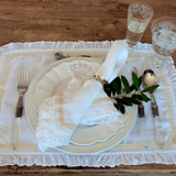 Pom Pom at Home Belle Table Linens &#124; Gracious Style