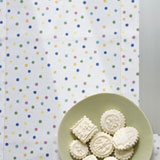 Bolero Polka Dot Table Linens &#124; Gracious Style
