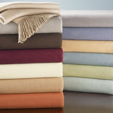 Bristol Alpaca Wool Throw Blanket | Gracious Style