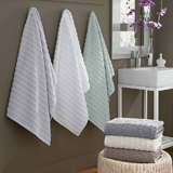 Bristol Bath Towels by Kassatex | Gracious Style