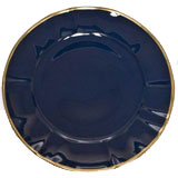 Cobalt Blue Charger Plate by Anna Weatherley | Gracious Style