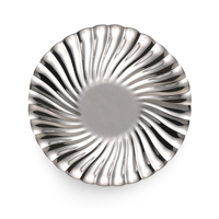 Carrousel Stainless Steel Platters