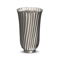 Carrousel Stainless Steel Vases