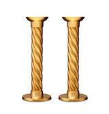 Carrousel Gold Candlesticks