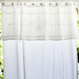 Pom Pom at Home Classica Shower Curtain | Gracious Style