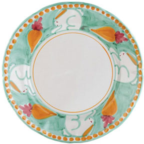 Campagna Coniglio (Rabbit) Dinnerware by Vietri | Gracious Style