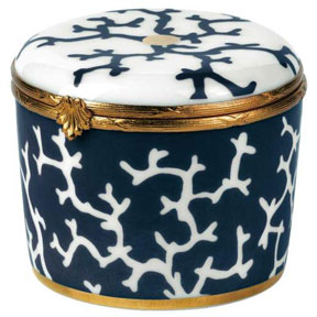 Raynaud Cristobal Marine Candle Box by Alberto Pinto | Gracious Style