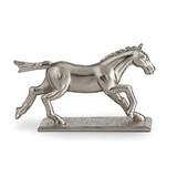 Horse Platinum Knife/Chopstick Rests, Six