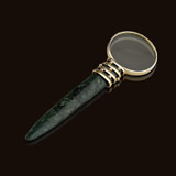 L'Objet African Jade Magnifying Glass | Gracious Style