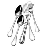 Couzon Lyrique Silverplated Flatware | Gracious Style