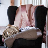 Anne De Solene Cocoon Quilted Coverlet & Throw | Gracious Style